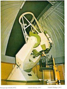 Teleskop Typ Schmidt (1972)